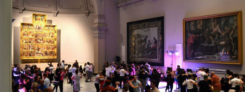 Tango at the V & A