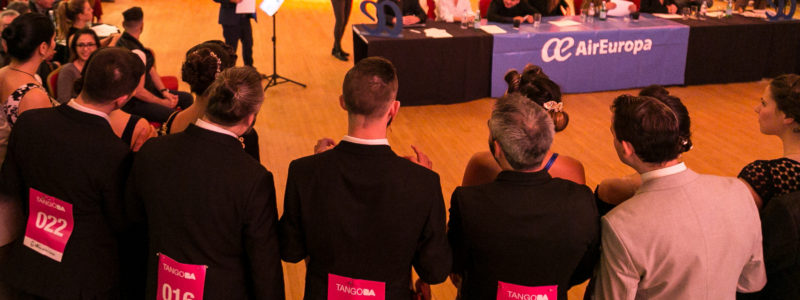 Highlights of Day 1 – UK tango festival and championship